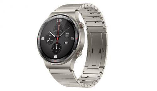 Porsche Design Huawei Watch GT 2 tanıtıldı