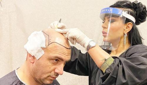 Saç Ekim Uzmanı Aslı Tarcan: 'En iyi saç ekim yöntemlerinden biri DHI tekniği'
